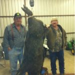 2012 - Mike Overton & Larry Lewis - 288.2 lbs.
