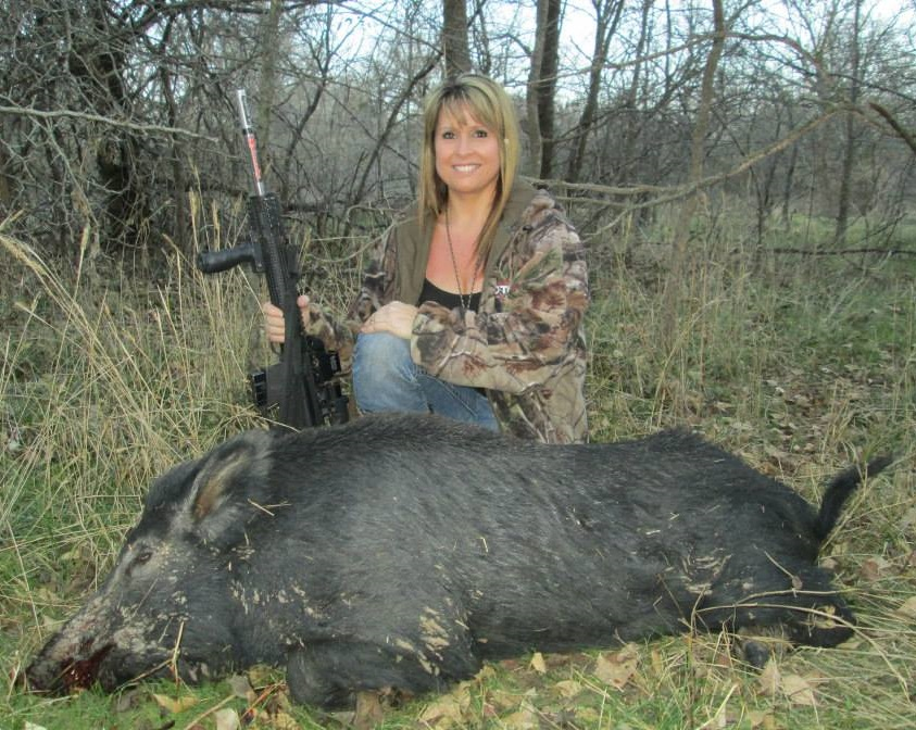 5f1c629038d1 The Hunting Game » Michelle Guess – Decatur, TX