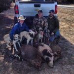 Kyle Parker, Blake Thompson, Aaron Lambert - Wise County, Texas