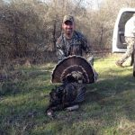 2nd PLACE - Strutting Gobblers - 11 Score - 9 1/8 Beard - Spur 1 - Spur 7/8