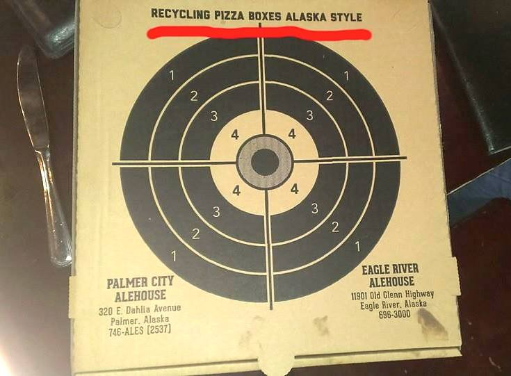 Pizza Box Target