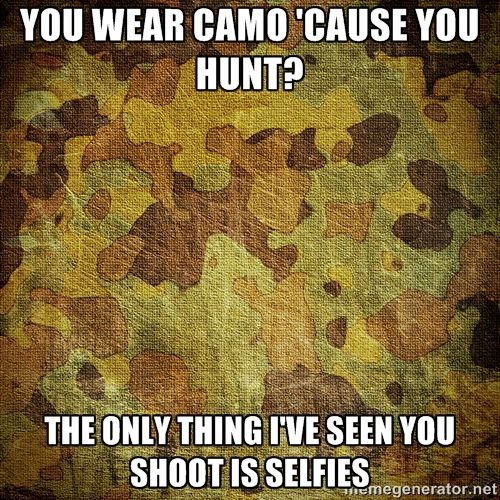 54cd49ab6c352ecd806efc34c3599dac hunting memes it's almost time! the hunting game